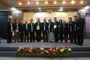 Launching Buku dan Seragam PERSEMKI